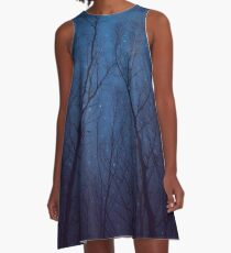 I Have Loved the Stars too Fondly A-Line Dress
