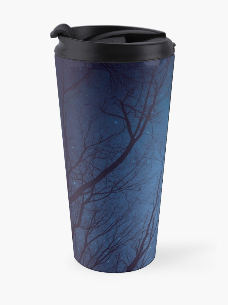 Alternate view of I Have Loved the Stars too Fondly Travel Mug