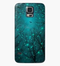 Silently, One by One, the Stars Blossomed Case/Skin for Samsung Galaxy