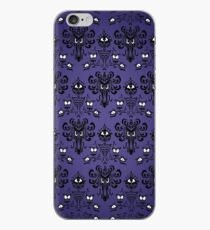 Haunted Halls iPhone Case
