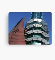 Perth Bell Tower Canvas Print