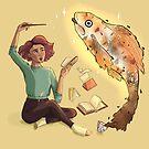 Learning Magic by Rainah Quinn