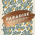 Paradies gefunden - gelbe Palette von Cat Coquillette
