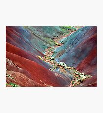 Bentonite Majesty Photographic Print