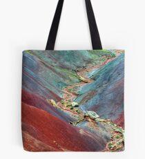 Bentonite Majesty Tote Bag