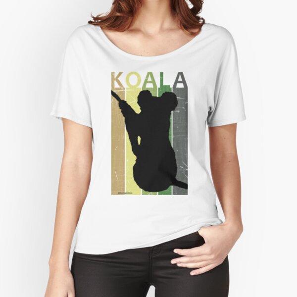 Koala silhouette Relaxed Fit T-Shirt