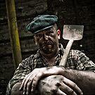 Hard Working Man by Jean M. Laffitau