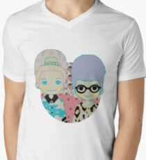 Superfruit: SCÖMÌCHE Men's V-Neck T-Shirt
