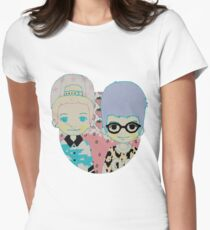 Superfruit: SCÖMÌCHE Womens Fitted T-Shirt