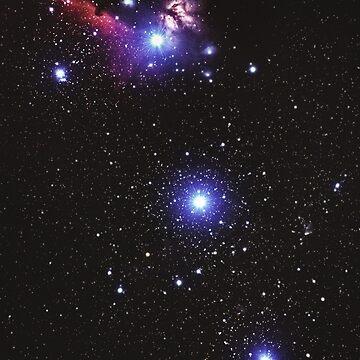 Glitter Galaxy  by newburyboutique