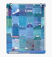 Paris Blues iPad Case/Skin