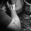 BODY ART 1 by Tanayri