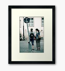 OnePhotoPerDay Series: 180 by L. Framed Print