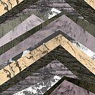 «Patrón de roca de piedra» de steveswade