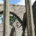 Ruins of a Troubled Church #3 by kalaryder
