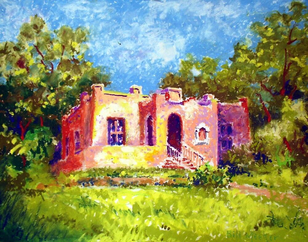 LITTLE HOUSE ON JOPLIN AVENUE by Bill Meeker