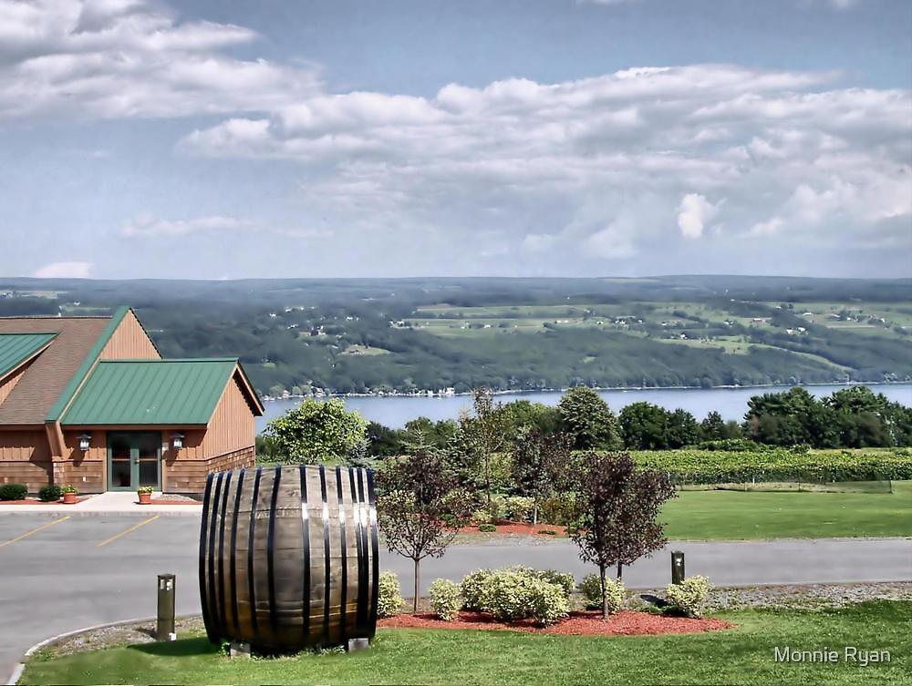Glenora Wine Cellars by Monnie Ryan