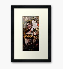 Midway Magic Framed Print