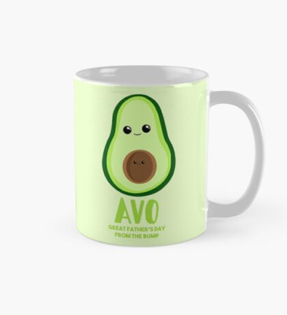 Avocado - Father's Day from the BUMP - Funny - Puns Mug