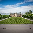 Biltmore House from the Rampe Douce by eegibson