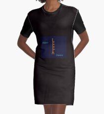 Ogham Willow T-Shirt Kleid
