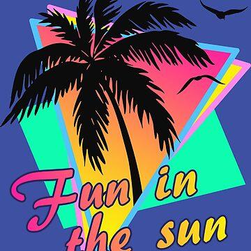 Spaß in der Sonne von Boy-With-Hat