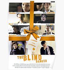 The Blind Banker Poster