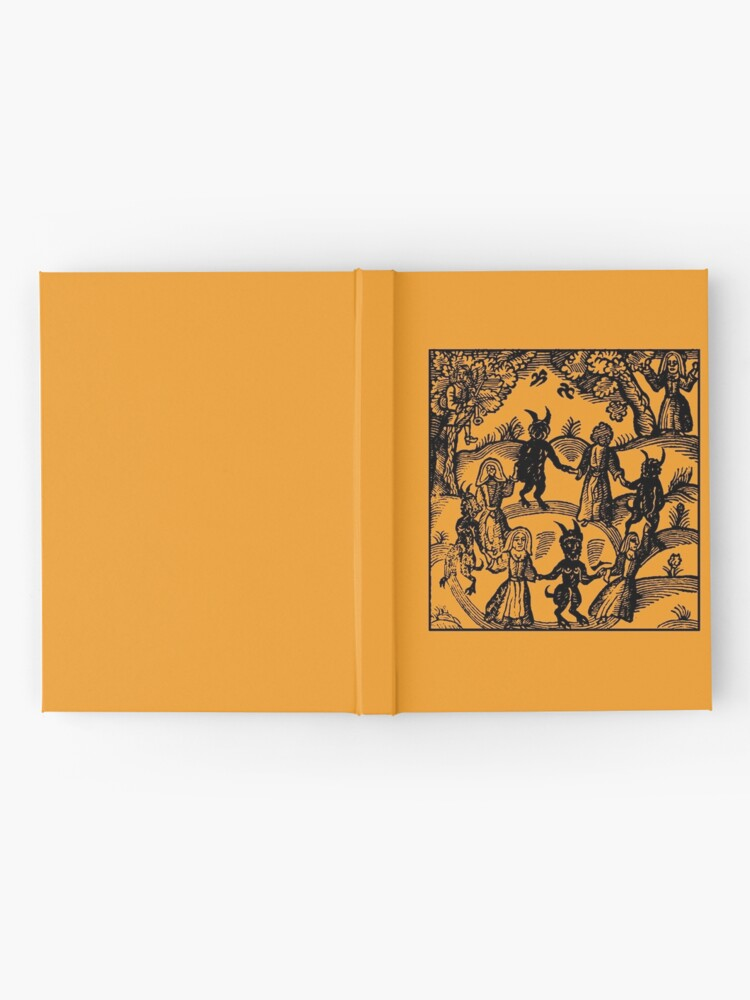 Alternate view of Dance with the Devil  Hardcover Journal