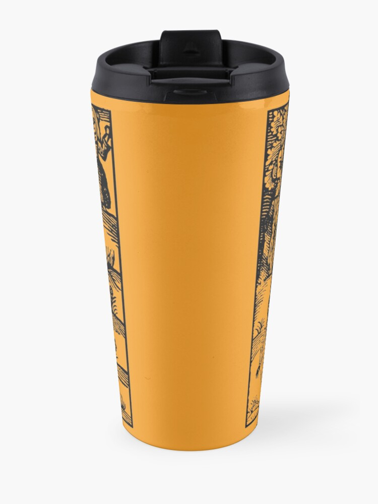 Alternate view of Dance with the Devil  Travel Mug