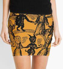 Minifalda Bailar con el demonio