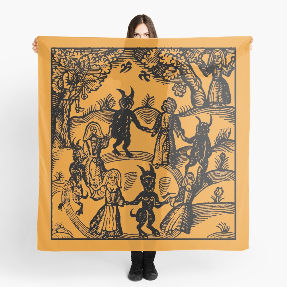 Dance with the Devil  Scarf