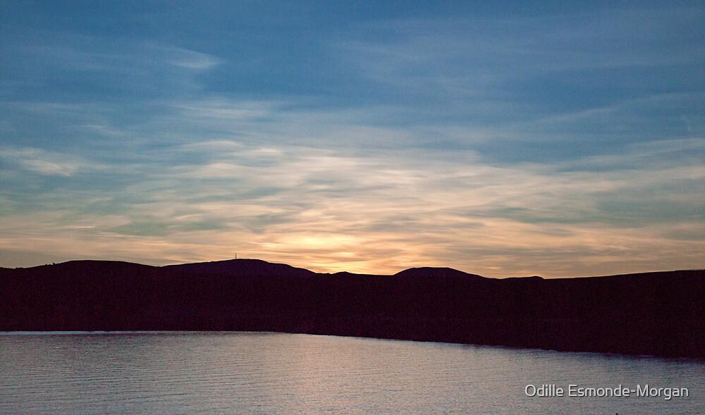 Lake Tekapo at sunrise by Odille Esmonde-Morgan