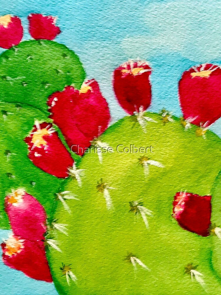 Prickly Pear  by charissecolbert
