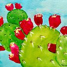 Prickly Pear  by Charisse Colbert