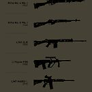 100 Years of New Zealander Service Rifles by nothinguntried