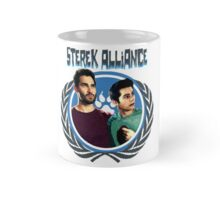 The Ultimate Sterek Alliance T-Shirt [Back] Mug