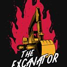 The Excavator by damnoverload