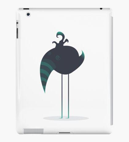 Melancholic Bird iPad Case/Skin