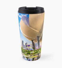 Artscience museum singapore Travel Mug