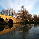 Milton Ferry Bridge, Peterborough by saxonfenken