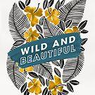 Wild & Schön - Gelbe Palette von Cat Coquillette