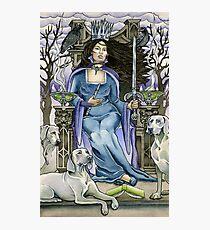 Queen of Swords Photographic Print