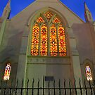 St Marys, Sale Victoria by Judith Cahill