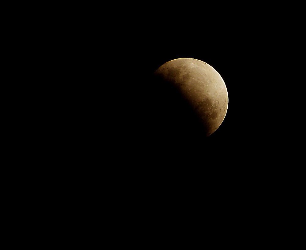 Lunar Eclipse 26-06-10 by Gryphonn