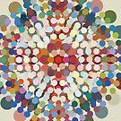 Rainbow Union on WHITE by BigFatArts