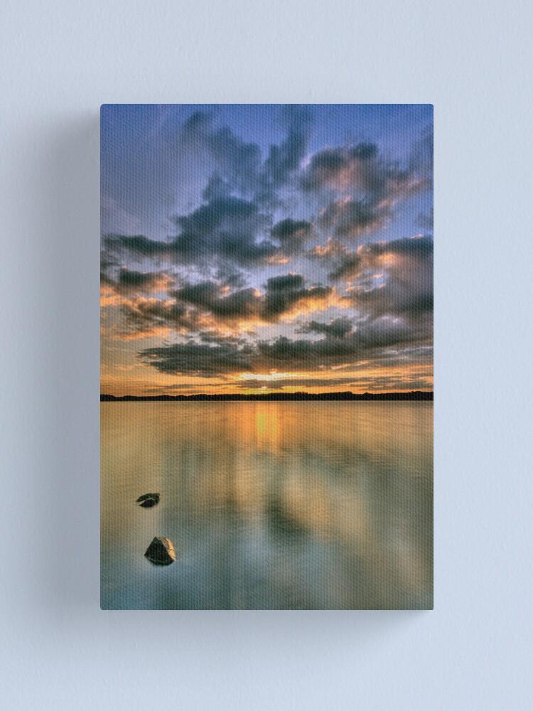 Alternate view of Shine Canvas Print