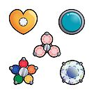 NeoMetal Badge Life by NeoMetal