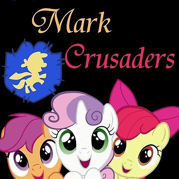 Cutie Mark Crusaders by Fluttershy1989