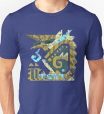 Monster Hunter - Zinogre Icon T-Shirt