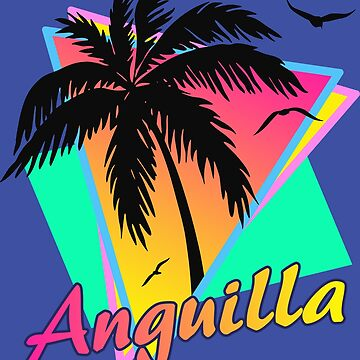 Anguilla von Boy-With-Hat